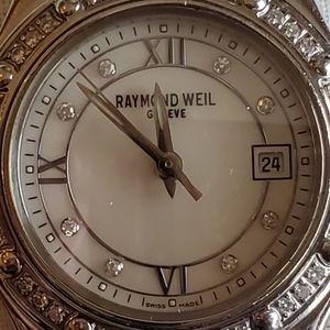 Authenticated Raymond Weil Womens Watch